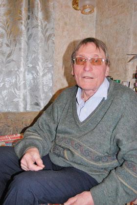 Ученый Станислав Аверков.