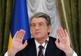 Нумеролог утверждает, что две пятерки помогут Ющенко не сдаться в политический плен.