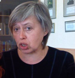 Громкий голос завуча Анны Футиной выпускники вспоминают до сих пор.