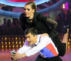 Катя Осадчая решила примерить на себя образ Юлии Тимошенко.