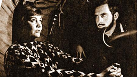 Ларисе Лужиной Высоцкий посвятил одну из своих песен.