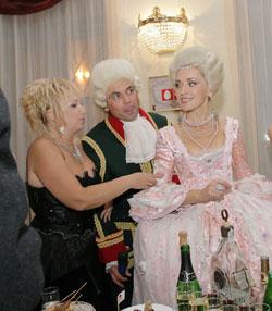Императрица Екатерина была милостива ко всем подданным.
