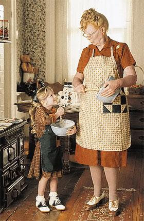 - Как же здорово, бабушка, когда ты не болеешь!