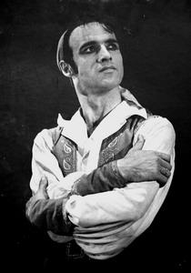 Теодор Константинович исполнил более 50 ролей в балетах.