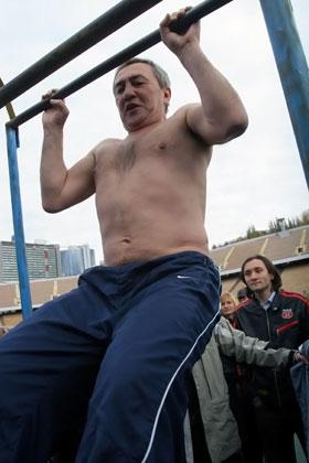 Киевский мэр любит делать нестандартные шаги. Возможно, он и сейчас примет вызов?