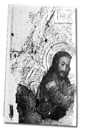 Так выглядела икона Святителя Николая.