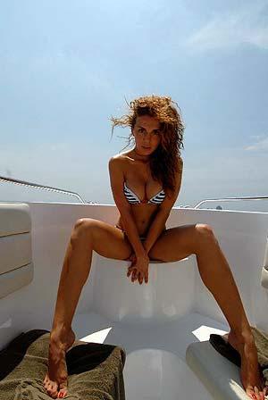Красавица Анна Седокова произвела фурор на пляжах Тайланда. Фото: из личного архива Анны Седоковой
