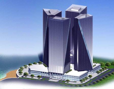 На «Левобережной» эти башенки хорошо впишутся в недавно построенный ансамбль высоток.