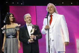 Илья Резник получил награду «За выдающийся вклад в развитие культуры и искусства».