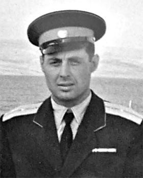 Капитана Лысякова первые лица государства знали в лицо.