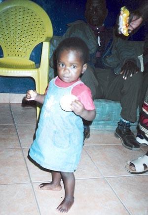 Спустя пять дней после рождения Мерси ее мать умерла. Кто отец девочки – неизвестно. Фото: Daily Mail