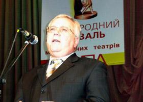 Ю.Г. Вилкул: «Рампа» стала визитной карточкой Днепропетровщины!