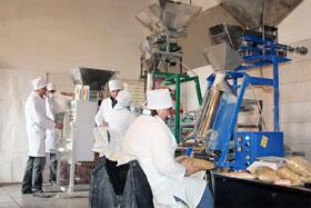 Сегодня существующих производственных мощностей «Добробуту-2003» уже недостаточно.