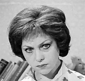Бывшая жена актера Ёла Санько - дама с несгибаемым характером.