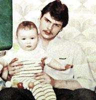 Константин Рыбалов ушел из семьи 20 лет назад.