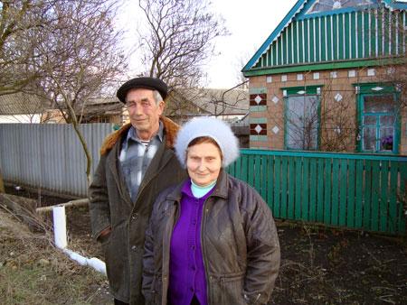 Супруги Михайлюк готовы биться за внука до конца.