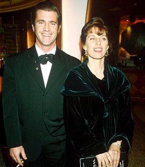 Счастливые времена: Робин и Мел в 1993 году. Фото: Daily Mail.