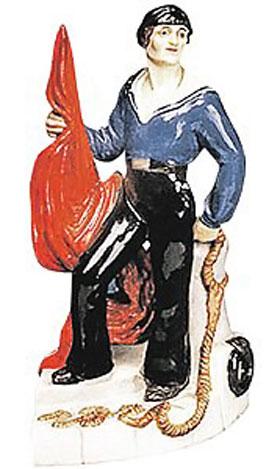 Присмотритесь, что стоит в буфете вашей бабушки! За некоторые незамысловатые фигурки коллекционеры отдадут целое состояние.