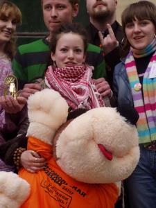 У «Сатрапа» уже есть приз «Комсомолки». Фото автора.