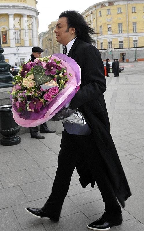 Филипп Киркоров - единственный допущенный на торжество экс-супруг