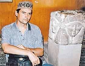 Член Международной ассоциации египтологов Роман Орехов изучает пирамиды уже более 15 лет.