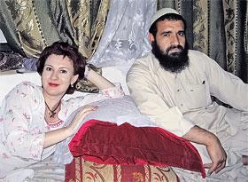 Кандагар. Дарья Асламова в гостях у местного муллы.