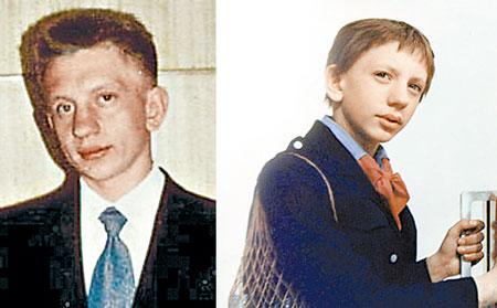 Леша был трудным подростком. Погиб в 26 лет.