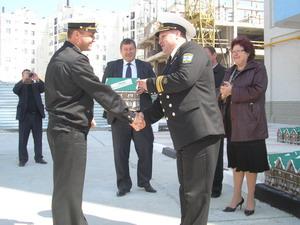Четыре военнослужащих Министерства обороны Украины получили квартиры от фирмы «Консоль»