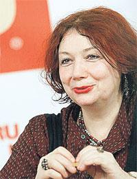 Мария Арбатова, писательница, общественный деятель.