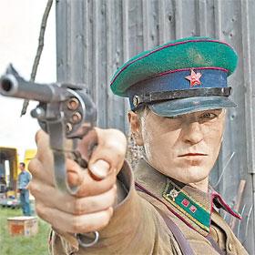Буров в исполнении Безрукова превратился в неуловимого мстителя.
