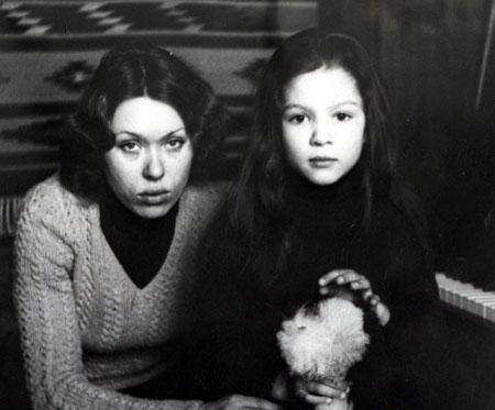 Руслана воплотила мечту своей мамы – стала певицей.