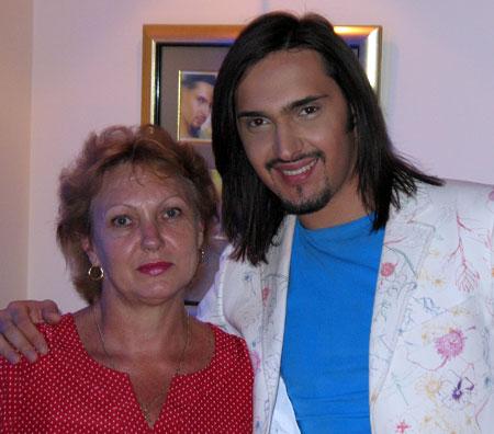 Татьяна Николаевна приучила Виталия Козловского к дисциплине.