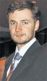 Дмитрий Бондаренко несколько лет разрабатывал Генеральный световой план столицы.