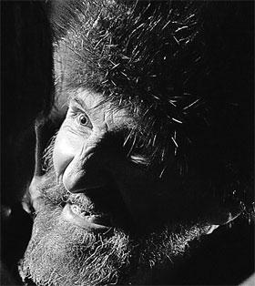 В фильме «Царь» Петр Мамонов исследует распад личности Ивана Грозного.