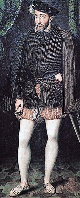 Еще в XVI веке король Франции Генрих Второй показал, как должен выглядеть настоящий велосипедист.
