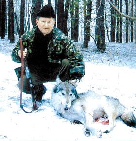 Охотой Евгений Кушнарев увлекся за три года до гибели.