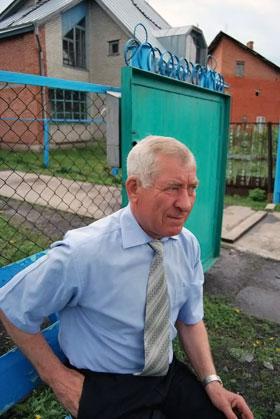 Тесть Юрия Чикатило Александр: - Зачем мне позор на старости лет?