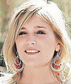 Ингрид - та самая девушка, которой Рыбак посвятил свою песню Fairytale.
