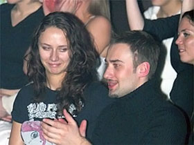 Еще совсем недавно Дима Шепелев был счастлив со своей девушкой Машей. Фото: blik.ua