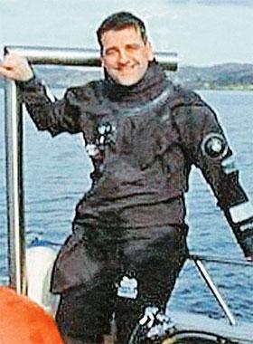 Карл Спенсер, один из лучших дайверов современности, умер в 37 лет.