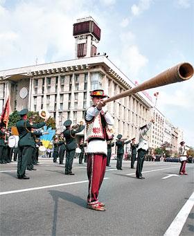 Сейчас на Майдане проводят в основном концерты.