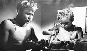 «Два Федора». Еще совсем молодой Шукшин импровизировал в кадре.