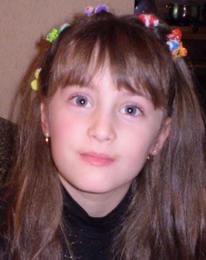 Владислава Костарева, 7 лет