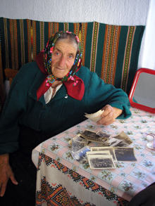 Анна Жулинская узнала своих односельчан спустя 60 лет.