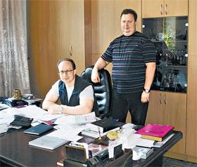 Владимир и Александр Трубчанины: - Мы и завод сохраним, и приют не дадим в обиду!