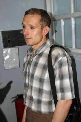 Шахтер Сергей Иванов уверен, что родился в рубашке.