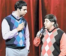 Ургант и Цекало летом будут блистать в новом юмористическом проекте.