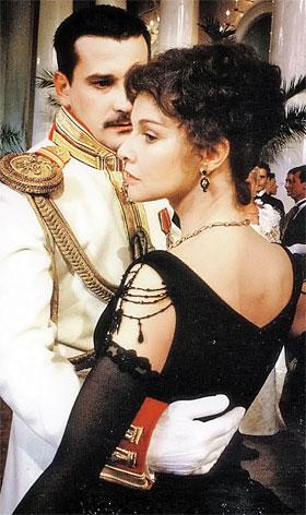 Анна в исполнении Татьяны Друбич - само олицетворение любви.