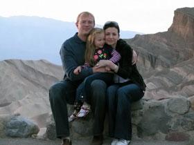 Анна проводит отпуск с мужем-депутатом Андреем Шевченко и дочкой Маричкой