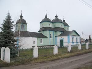 Никол.ц-вь, Ольшани